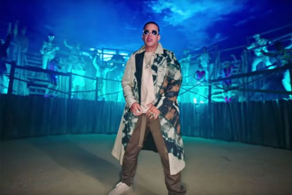 Daddy Yankee – Que Tire Pa' 'Lante